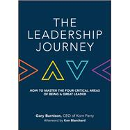 The Leadership Journey by Burnison, Gary; Blanchard, Ken (AFT), 9781119234852