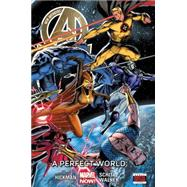 New Avengers Volume 4 by Hickman, Jonathan; Schiti, Valerio; Walker, Kev, 9780785154853