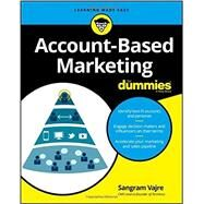 Account Based Marketing for Dummies by Vajre, Sangram, 9781119224853