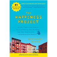 The Happiness Project by Rubin, Gretchen, 9780062414854