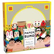 Paper Sumo by Cochae, 9781452144856