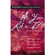 As You Like It by William Shakespeare, 9780743484862