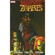 Marvel Zombies TPB Iron Man Cover by KIRKMAN ROBERT, 9780785134862