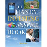 The Handy Investing Answer Book by Tucci, Paul A, 9781578594863
