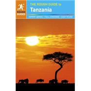 The Rough Guide to Tanzania by Rough Guides, 9781409354864