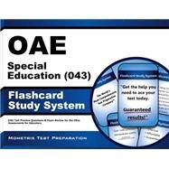 Oae Special Education 043 Study System by Oae Exam Secrets Test Prep, 9781630944865