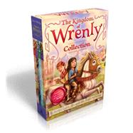 The Kingdom of Wrenly Collection (Includes four magical adventures and a map!) The Lost Stone; The Scarlet Dragon; Sea Monster!; The Witch's Curse by Quinn, Jordan; McPhillips, Robert, 9781481444866
