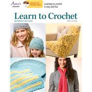 Learn to Crochet by Gormley, Ellen, 9781573674867