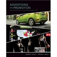 Advertising and Promotion: An Integrated Marketing Communications Perspective by Belch, George; Belch, Michael, 9780073404868