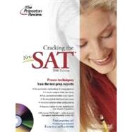 Cracking the NEW SAT with CD-ROM, 2006 by PRINCETON REVIEW, 9780375764868