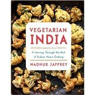 Vegetarian India by Jaffrey, Madhur, 9781101874868