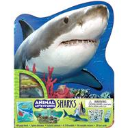 Animal Adventures: Sharks by Stierle, Cynthia, 9781626864870