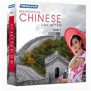 Pimsleur Mandarin Chinese Unlimited, Level 1 by Pimsleur, 9781442394872