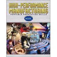 High-Performance Manufacturing, Softcover Student Edition by Unknown, 9780078614873