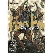 Dorohedoro 21 by Hayashida, Q., 9781421594873