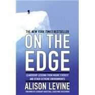 On the Edge by Levine, Alison; Krzyzewski, Mike, 9781455544875