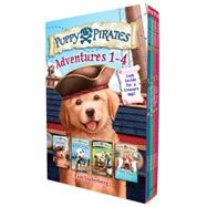 Puppy Pirates Adventures Boxed Set by Soderberg, Erin, 9781101934876