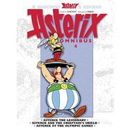 Asterix Omnibus 4 by Goscinny, Rene; Uderzo, Albert, 9781444004878