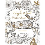 Tangle Wood Collectors' Art Edition 20 drawings to colour & keep by Palmer, Jessica, 9781782214878