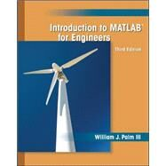 Introduction to MATLAB for Engineers by Palm III, William, 9780073534879