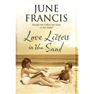 Love Letters in the Sand by Francis, June, 9780727884879
