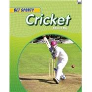 Get Sporty: Cricket by Way, Edward, 9780750294881