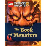 The Book of Monsters (LEGO NEXO Knights) by Ameet Studio, 9781338034882