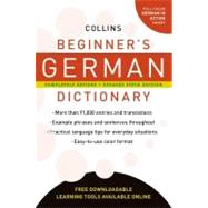 Collins Beginner's German Dictionary by , 9780061374883