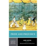 Pride and Prejudice by Austen, Jane; Gray, Donald J.; Favret, Mary A., 9780393264883