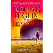 Dispossessed : An Ambiguous Utopia by LE GUIN URSULA, 9780061054884