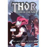 Thor: God of Thunder Volume 4 by Aaron, Jason; Ribic, Esad, 9780785154884