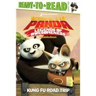 Kung Fu Road Trip by Gallo, Tina, 9781481404884