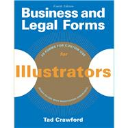 Business and Legal Forms for Illustrators by Crawford, Tad, 9781621534884