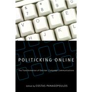 Politicking Online by Panagopoulos, Costas, 9780813544885