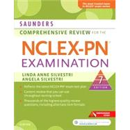 Saunders Comprehensive Review for the Nclex-pn? Examination by Silvestri, Linda Anne, Ph.D., R.N.; Silvestri, Angela Elizabeth, Ph.D, R.N.; Dowell, Mary, Ph.D., R.N., 9780323484886