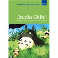 Studio Ghibli by Odell, Colin; Le Blanc, Michelle, 9781843444886