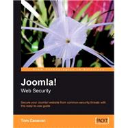 Joomla! Web Security by Canavan, Tom, 9781847194886
