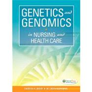 Genetics and Genomics in Nursing and Health Care by Beery, Theresa A., 9780803624887