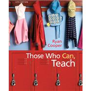 Those Who Can, Teach by Ryan, Kevin; Cooper, James M., 9780547204888