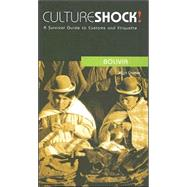 Culture Shock! Bolivia: A Survival Guide to Customs and Etiquette by Cramer, Mark, 9780761424888
