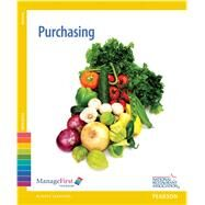 ManageFirst Purchasing with Online Testing Voucher by National Restaurant Association, 9780132724890