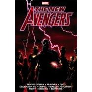 New Avengers Omnibus - Volume 1 by Bendis, Brian Michael; Finch, David; Cho, Frank; Mays, Rick, 9780785164890