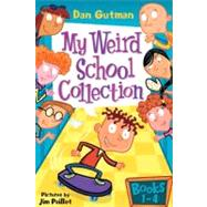My Weird School Collection by Gutman, Dan, 9780061894893