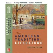 The American Tradition in Literature (concise) book alone by Perkins, George; Perkins, Barbara, 9780073384894