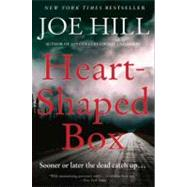Heart-shaped Box by Hill, Joe, 9780061944895