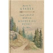 Prone to Wander, Sermon Notes Journal by Unknown, 9781535914895