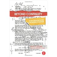Beyond Continuity: Script Supervision for the Modern Filmmaker by Cybulski; Mary, 9780240814896