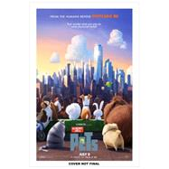 Pet in the City (Secret Life of Pets) by GOLDEN BOOKSGOLDEN BOOKS, 9780399554896