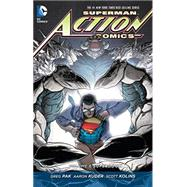 Superman: Action Comics Vol. 6: Superdoom (The New 52) by PAK, GREGKUDER, AARON, 9781401254896