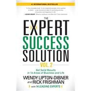 The Expert Success Solution by Lipton-dibner, Wendy; Frishman, Rick, 9781630474898
